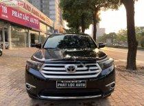 Bán Toyota Highlander SE 2.7 sản xuất 2011, màu đen, xe nhập, chính chủ giá 1 tỷ 110 tr tại Hà Nội