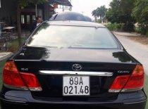 Bán ô tô Toyota Camry năm sản xuất 2006, màu đen giá 350 triệu tại Hưng Yên
