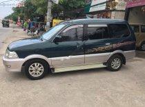 Cần bán lại xe Toyota Zace GL sản xuất 2004, màu xanh lam, giá chỉ 205 triệu giá 205 triệu tại Hà Nội