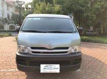 Bán ô tô Toyota Hiace 2010, màu bạc số sàn giá cạnh tranh giá 350 triệu tại Hà Nội