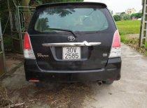 Bán Toyota Innova G sản xuất năm 2009, màu đen, 350tr giá 350 triệu tại Hà Nội