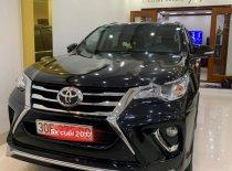 Bán Toyota Fortuner 2.7V 4x2 AT đời 2017, màu đen, nhập khẩu   giá 1 tỷ 30 tr tại Quảng Ninh