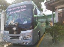 Bán xe khách Samco 29 chỗ ngồi động cơ Isuzu 5.2cc giá 1 tỷ 590 tr tại Tp.HCM