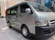 Cần bán lại xe Toyota Hiace năm 2009, màu xanh lam xe máy chạy êm giá 310 triệu tại Hà Nội