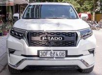 Bán Toyota Prado đời 2018, màu trắng, nhập khẩu nguyên chiếc chính hãng giá 2 tỷ 550 tr tại Hà Nội