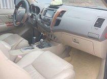 Cần bán Toyota Fortuner 2.7V 4x4 AT năm sản xuất 2010, màu xám giá 448 triệu tại Thanh Hóa