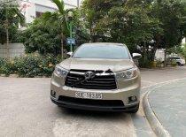 Bán xe cũ Toyota Highlander 2.7 LE đời 2015, nhập khẩu giá 1 tỷ 660 tr tại Hà Nội