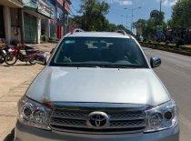 Cần bán lại Toyota Fortuner 2.5G đời 2011, màu bạc, giá chỉ 530 triệu giá 530 triệu tại Gia Lai