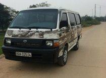 Bán Toyota Hiace 1991, màu xám, nhập khẩu giá 145 triệu tại Hà Nội