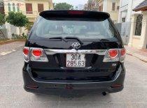 Bán Toyota Fortuner 2.5G sản xuất năm 2014, màu đen, chính chủ giá 745 triệu tại Hà Nội