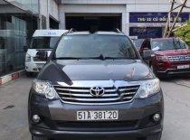 Bán xe Toyota Fortuner đời 2012, màu nâu, giá 599tr giá 599 triệu tại An Giang