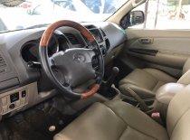 Cần bán lại xe Toyota Fortuner 2.5G đời 2009, màu bạc số sàn giá 550 triệu tại Tiền Giang
