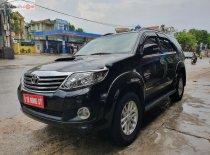 Cần bán Toyota Fortuner G năm sản xuất 2013, màu đen giá 730 triệu tại Vĩnh Phúc