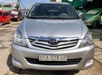Bán ô tô Toyota Innova G sản xuất năm 2008, màu bạc như mới, 340tr giá 340 triệu tại Cần Thơ