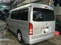 Bán xe Toyota Hiace Super Wagon 2.7 đời 2009, màu bạc, giá tốt giá 350 triệu tại Hà Nội