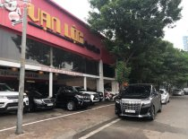 Bán Toyota Alphard Ecutive Lounge đời 2019, màu đen, nhập khẩu, số tự động giá 4 tỷ 250 tr tại Hà Nội