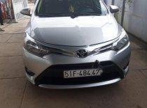 Cần bán Toyota Vios 1.5E đời 2017, màu bạc, giá chỉ 390 triệu giá 390 triệu tại Tp.HCM