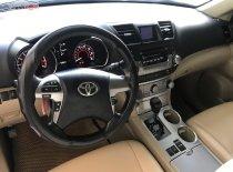 Bán xe Toyota Highlander 2011, màu đen, nhập khẩu chính hãng giá 920 triệu tại Hà Nội