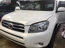 Bán Toyota RAV4 2.4 đời 2006, màu trắng, xe nhập, số tự động giá 495 triệu tại Tp.HCM