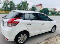 Bán Toyota Yaris 1.3G sản xuất năm 2015, màu trắng, nhập khẩu giá 509 triệu tại Hưng Yên