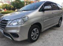 Cần bán gấp Toyota Innova E đời 2016, xe gia đình, giá cạnh tranh giá 548 triệu tại Thanh Hóa