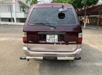 Xe Toyota Zace GL năm 2002, màu đỏ, nhập khẩu nguyên chiếc giá 140 triệu tại Lào Cai