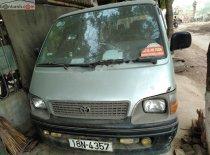 Cần bán lại xe Toyota Hiace sản xuất năm 2000, màu xanh lam, xe nhập chính hãng giá 30 triệu tại Hà Nội