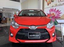Toyota Wigo 1.2 Số Sàn 2019. Nhập khẩu mới 100%. Màu Trắng, Trả trước 120Tr nhận xe giá 335 triệu tại Tp.HCM