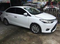 Bán Toyota Vios 1.5 MT năm 2014, màu trắng, xe gia đình  giá 350 triệu tại Khánh Hòa