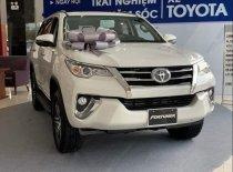 Trả góp 0% lãi suất + Thủ tục chỉ trong 24h, Toyota Fortuner 2.4 G đời 2019, màu trắng giá 933 triệu tại Nghệ An