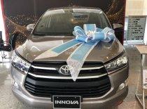 Ưu đãi lớn - Nhận quà tặng chính hãng khi mua xe Toyota Innova 2.0 E đời 2019, màu xám giá 691 triệu tại Đà Nẵng