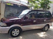 Cần bán lại xe Toyota Zace GL đời 2002, màu đỏ, giá chỉ 150 triệu giá 150 triệu tại Hà Nội