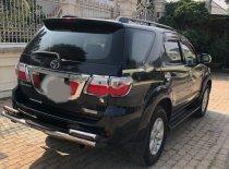 Bán Toyota Fortuner đời 2009, màu đen, giá 445tr xe còn mới lắm giá 445 triệu tại Tp.HCM