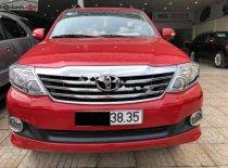 Cần bán lại xe Toyota Fortuner sản xuất năm 2012, còn mới lắm giá 620 triệu tại Tp.HCM