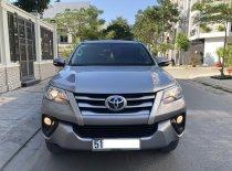 Cần bán xe Toyota Fortuner đời 2018, màu bạc, nhập khẩu nguyên chiếc, giá tốt giá 895 triệu tại Tp.HCM