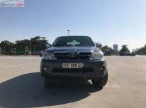Bán Toyota Fortuner sản xuất năm 2008, màu xám, xe nhập giá 405 triệu tại Hà Nội
