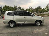Cần bán lại xe Toyota Innova G sản xuất 2006, màu bạc xe gia đình, giá 297tr giá 297 triệu tại Tp.HCM