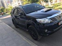 Cần bán lại xe Toyota Fortuner sản xuất 2015, màu đen còn mới giá 768 triệu tại Hà Nội