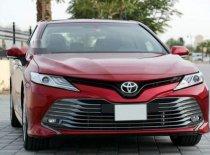 Giao xe tại TP. Hồ Chí Minh_Bán xe Toyota Camry 2.5Q đời 2019, màu đỏ giá 1 tỷ 235 tr tại Tp.HCM