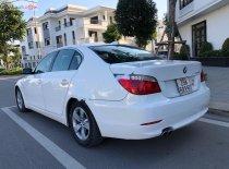 Bán BMW 5 Series 523i đời 2009, màu trắng, xe nhập giá 555 triệu tại Hà Nội