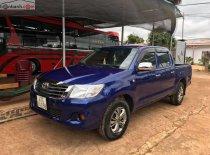 Bán Toyota Hilux 2.5E 4x2 MT 2011, màu xanh lam, xe nhập chính chủ, giá 350tr giá 350 triệu tại Đắk Lắk
