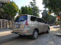 Bán Toyota Innova G sản xuất 2010, màu vàng xe gia đình giá 345 triệu tại Thanh Hóa