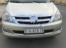 Cần bán lại xe Toyota Innova G sản xuất năm 2007, màu bạc giá 300 triệu tại Tp.HCM