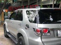 Cần bán lại xe Toyota Fortuner 2.5G sản xuất 2015, màu bạc, 700tr giá 700 triệu tại Khánh Hòa