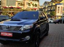 Bán xe Toyota Fortuner 2.5G 2016, màu đen giá 810 triệu tại Hà Nội