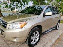 Bán Toyota RAV4 Limited 2.4 FWD sản xuất năm 2006, màu vàng, nhập khẩu giá 450 triệu tại Hà Nội