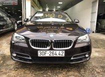 Cần bán xe BMW 5 Series năm 2015, màu nâu, nhập khẩu nguyên chiếc chính hãng giá 1 tỷ 395 tr tại Hà Nội