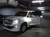 Cần bán Toyota Land Cruiser VX 4.6 V8 đời 2016, màu trắng, xe nhập giá 3 tỷ 690 tr tại Hà Nội
