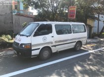 Cần bán xe Toyota Hiace đời 2002, màu trắng xe máy êm giá 39 triệu tại Hưng Yên