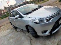Bán Toyota Vios 1.5E năm 2016, màu bạc số sàn, giá chỉ 367 triệu giá 367 triệu tại Gia Lai